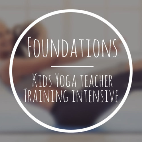 Young Yokes Foundations Teacher Training