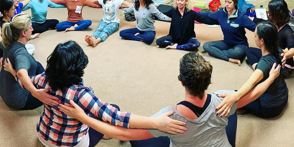 Deep Dive Yoga Teacher Training (May 14th - 16th, 2021)