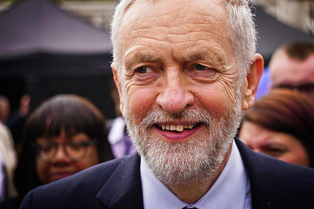Jeremy Corbyn. Foto: Garry Knight