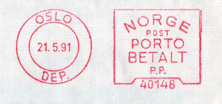 Poststempel. Foto: Wikimedia commons.