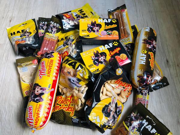 HAF výrobky