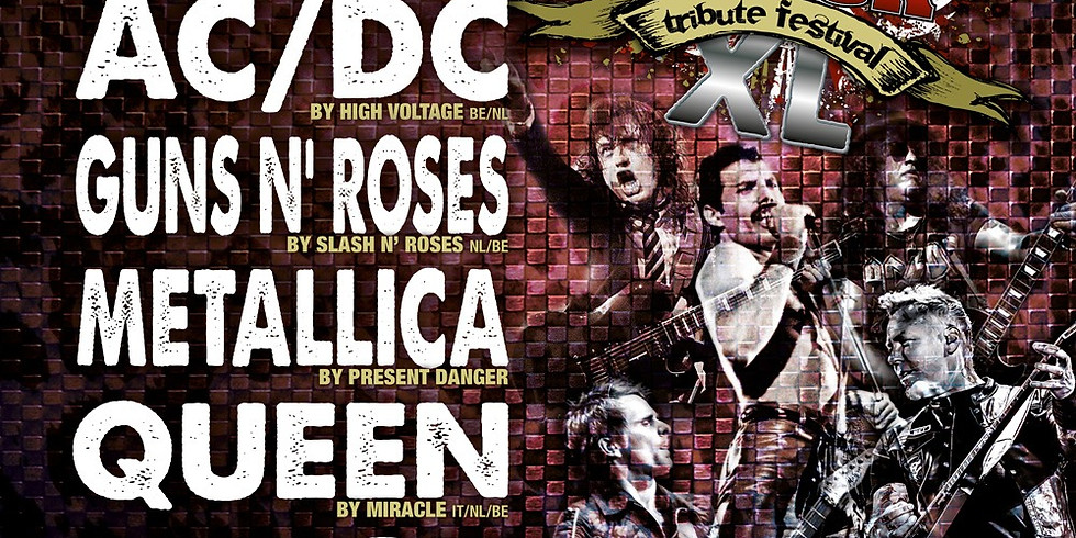 LEGENDS of ROCK Tribute Tour 2021