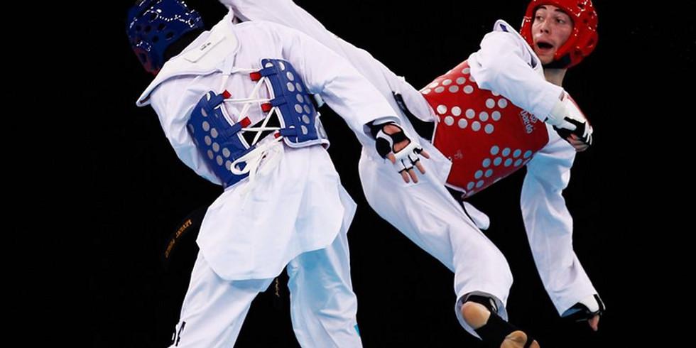 Taekyon Internationaal Taekwondo toernooi