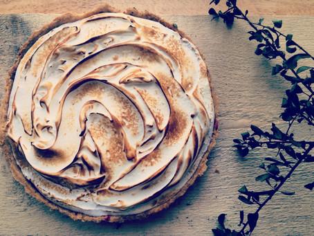 Sloe Berry Meringue Pie Recipe