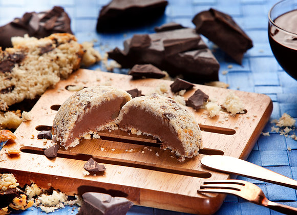 Gelato de Chocolate