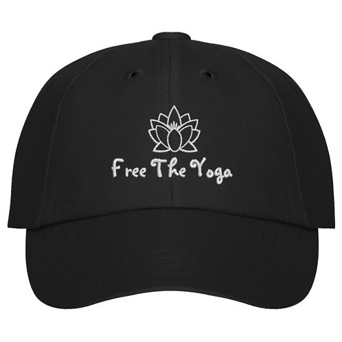 Free The Yoga Lotus Hat