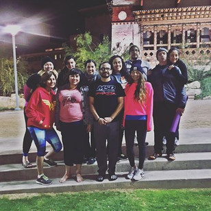 Grateful for these incredible people, see you all next Tuesday at 6 pm #daretodreamyoga #elpasotx #elpaso #elpasoknowshowtoparty #grateful #