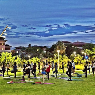 Join our yoga community! Every Tuesday at 6_30pm! #daretodreamyoga #elpaso #utep #freeyoga