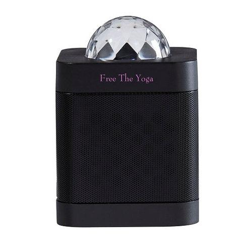 Yoga Disco Bluetooth Speaker