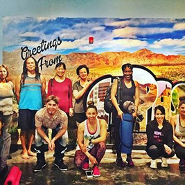 Thank you to everyone who came out to our afternoon class today! 🤗 See you all again Feb 1 at 6pm for our FREE sunset yoga class  #freetheyo