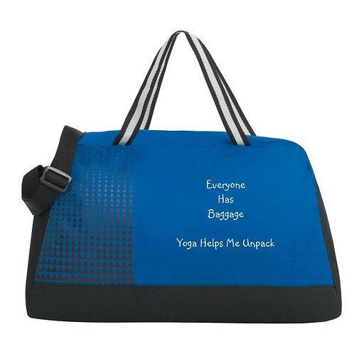 Yoga Helps Me Unpack Sports Bag
