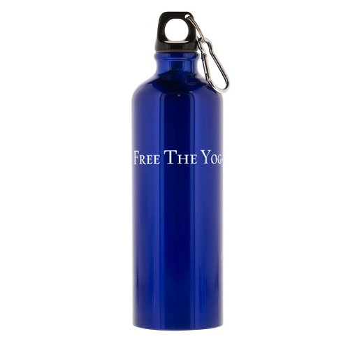 26 oz. Free The Yoga Water Bottle