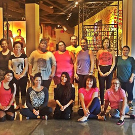 Thank you to everyone who came out today! See you all again Thursday March 1 for two FREE classes happening at 12pm and 6pm #freetheyoga #fr