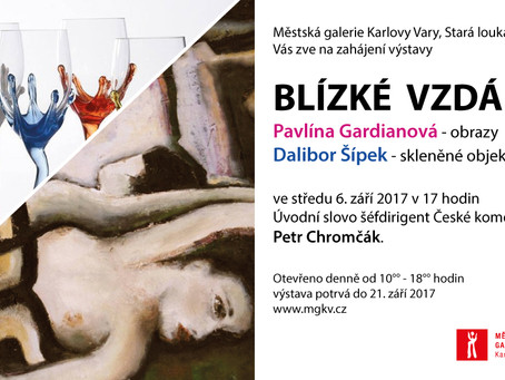 Dalibor Sipek glass design exhibition in Karlovy Vary