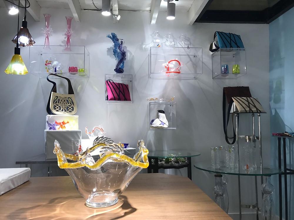 Milan Sipek(米兰 西派克)在上海开设的体验店