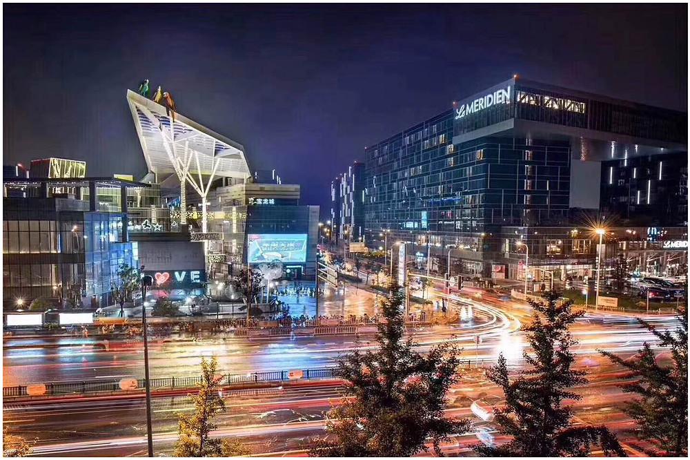 上海 宝龙集团 大型城市艺术品 欧洲设计师 Milan Sipek(米兰 西派克)