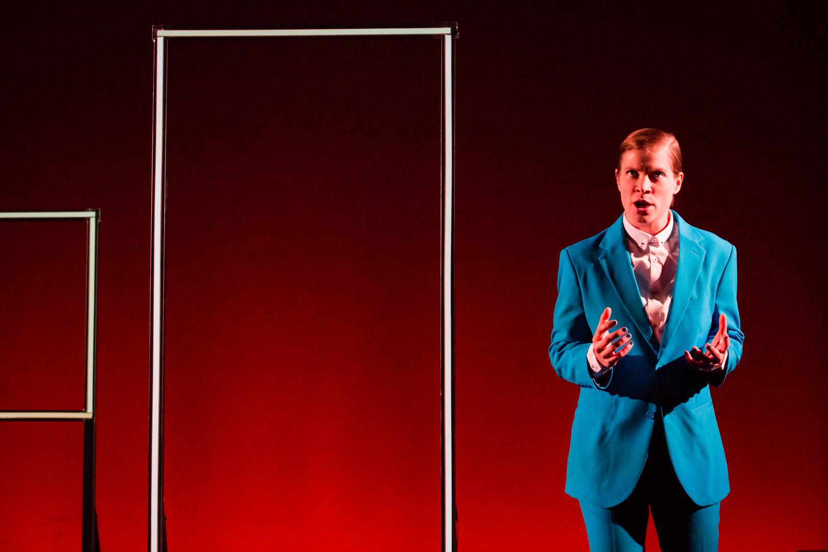 Sarah Champion in Opera Highlights. Scot