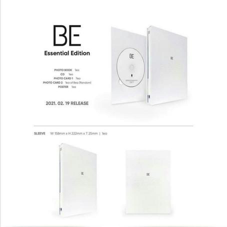 KPWG x Joom BTS - BE Album Giveaway