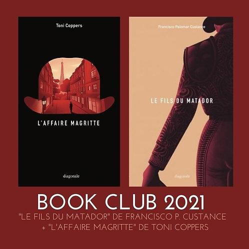 Bookclub 2021