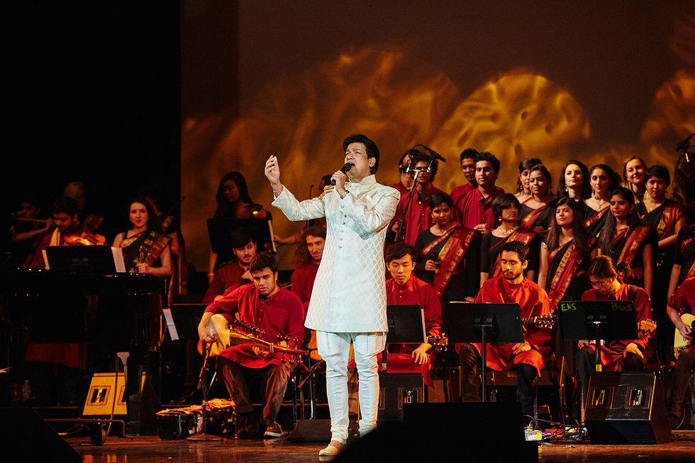 BIE - Vijay Prakash 2 - photo by Dave Gr