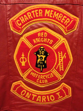 Red Knights Motorcycle Club  (RKMC)  Ontario 1 Chapter