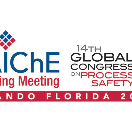 2018 AIChE Spring Meeting in Orlando, FL