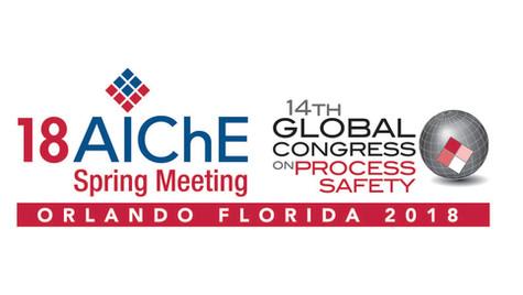 2018 AIChE Spring Meeting in Orlando, FL