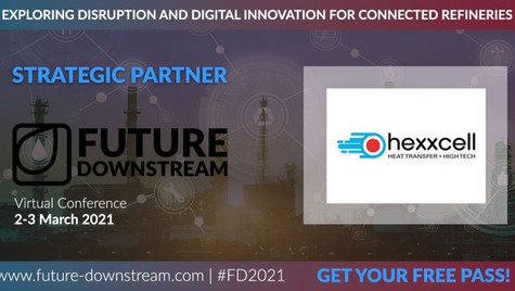 Hexxcell Sponsors Future Downstream as a Strategic Partner