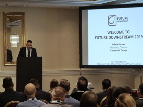 Hexxcell CEO at Future Downstream panel on Digital Twins