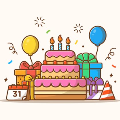 7 Agosto - Festa Primo Anniversario