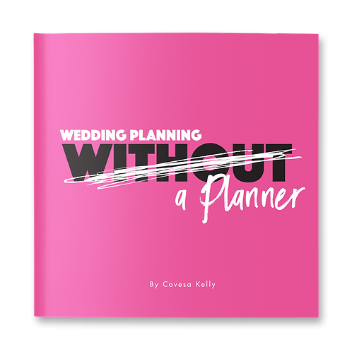 Wedding Planning Without a Planner