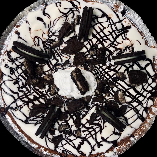Oreo Pie Transparent