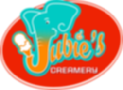 Jubie's Creamery Logo