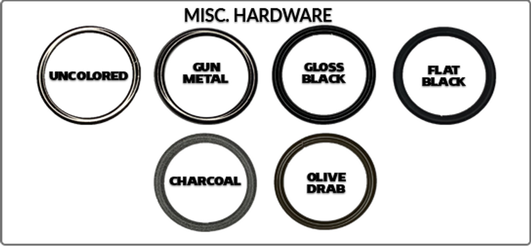 MISC HARDWARE OPTIONS