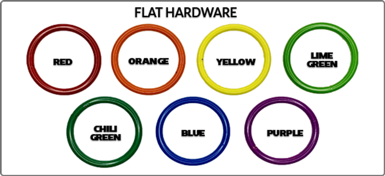 FLAT HARDWARE OPTIONS