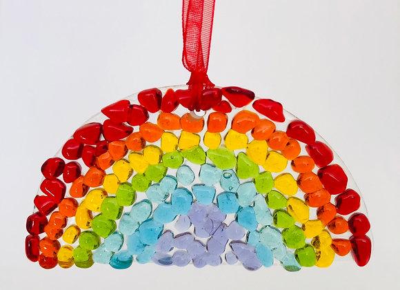 Curvy Rainbow of Hope