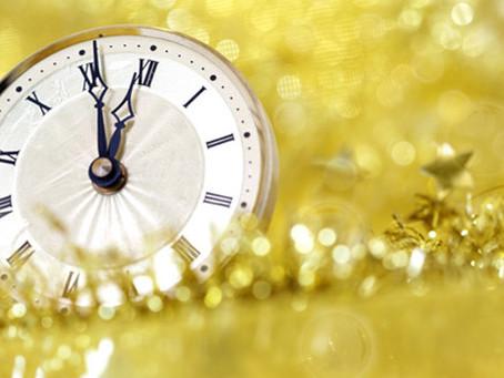 U novogodišnjoj noći, svetkujmo, prijatelju moj!