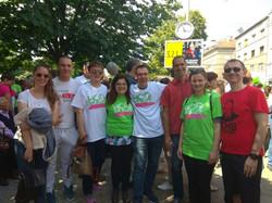 Na Hodu s volonterima Caritasa