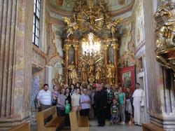kod oltara sv.dominika