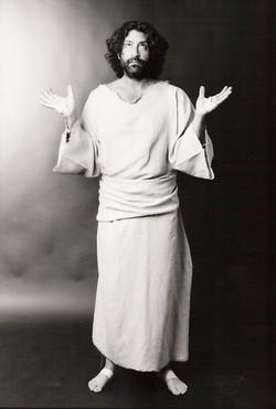 Jesus in MISTER MOODY