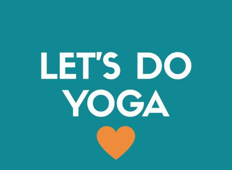 Let's do Yoga!