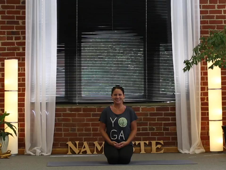 Yoga Practice for Asteya