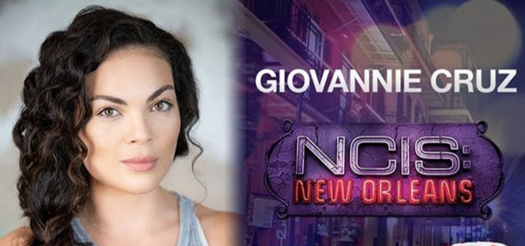 It's official! My NCIS_New Orleans episo