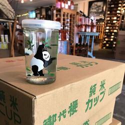 Panda Sake Cups