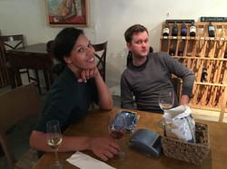 Yvonne & Ellis