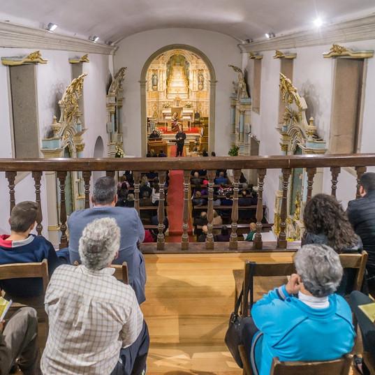 Igreja Matriz de Guimarei (2017)