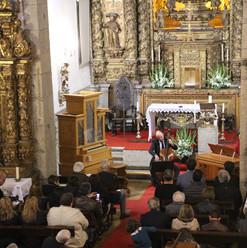 Igreja Matriz de Burgães (2016)