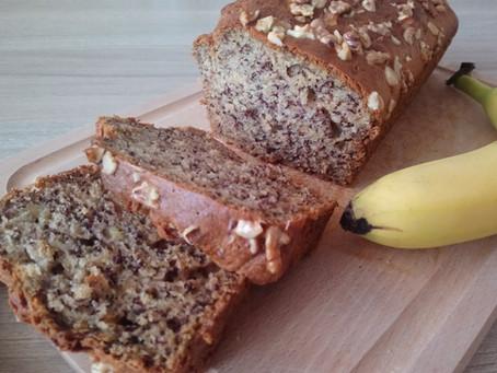 Ciasto - chlebek bananowy