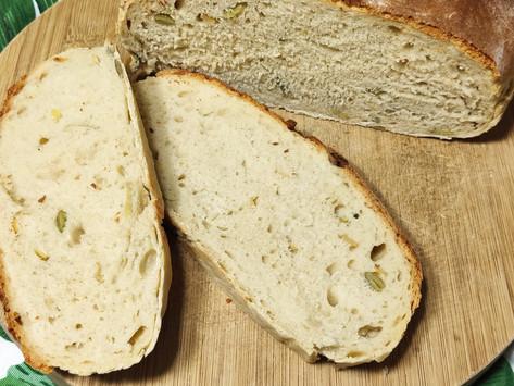 Pszenny chrupiący chleb