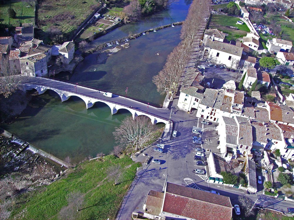 moulin de quissac Gard Location